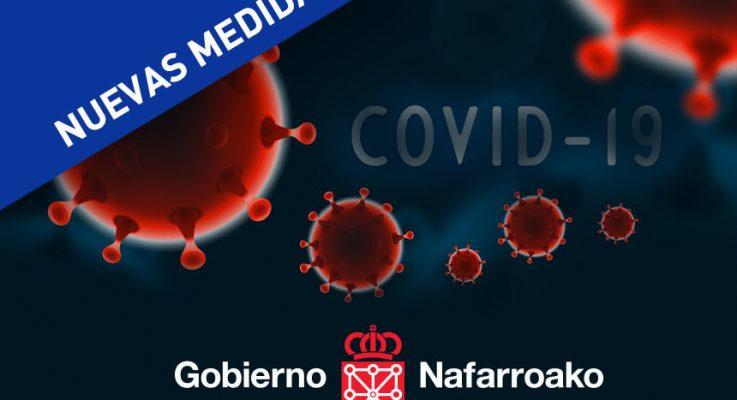 Nuevas medidas para el protocolo de seguridad frente al COVID-19