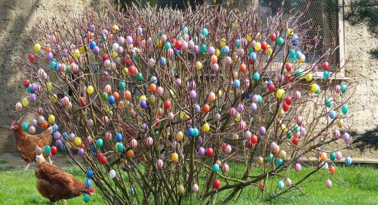 Pascua y primavera